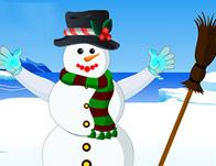 العاب رجل الثلج