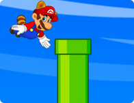 لعبة ماريو للابد
