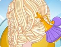 العاب تسريحات شعر
