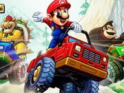 لعبة شاحنة ماريو 2