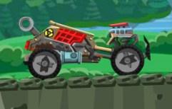 لعبة سيارات الموت