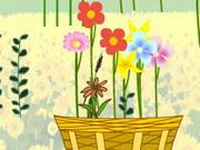 العاب زهور جميلة