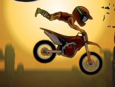 لعبة دراجات الموت