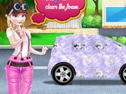 العاب تنظيف السيارات