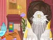 العاب تسريح شعر العروس