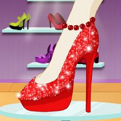 العاب تصميم احذية