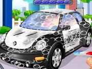 لعبة مغسلة سيارات الجديدة