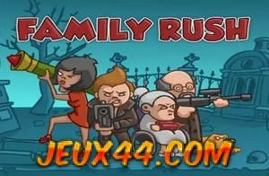 لعبة العائلة x
