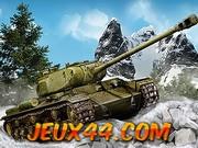 لعبة حرب الدبابات الصغيرة