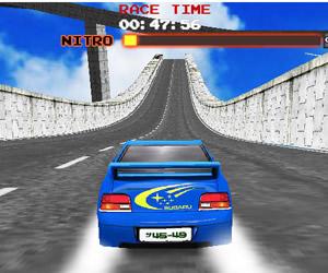 سباق سيارات فطحل